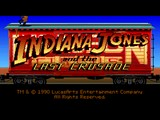 Indiana Jones and the Last Crusade (FM-TOWNS)