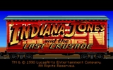 Indiana Jones and the Last Crusade (VGA)